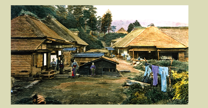 江戸時代 正徳五年に開業した宿